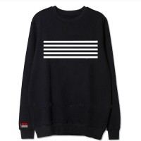 Sweater Seungri Same Stripes Logo - Onecloth