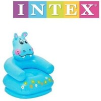 Intex Inflatable Sofa Hippo. Sofa Angin Duduk Pompa Balon Anak