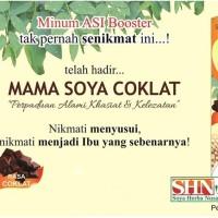 MAMA SOYA COKLAT / BOOSTER ASI / PELANCAR ASI