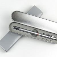 Pulpen Pen Exclusive Pena 5 in 1 Laser Pointer Box Premium Presentasi
