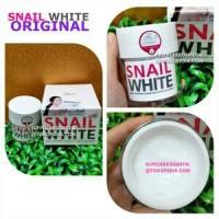 Snail White Cream Ori 100% by Namu Thailand
