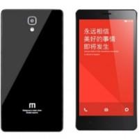 unik Aluminium Tempered Glass Hard Case for Xiaomi Red unik lucu