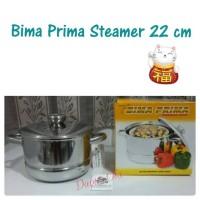 Bima Panci Serbaguna 22 cm Prima / Steamer Stainless