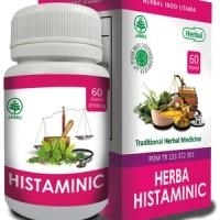 Hiu Histaminic / Obat Gatal, Alergi, Kudis, Kurap, Eksim, Cacar Air