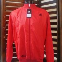 Jaket Parasut/Hoodies Adidas @Grade Ori/Fashion Pria/Jumper/Runing/Gym