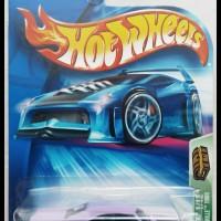 Hotwheels 2004 65 Pontiac Bonneville TH Super -Flat Lavender-