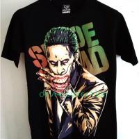 Kaos Suicide Squad Joker superhero super hero import bangkok Thailand