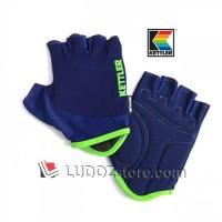 DARK BLUE #987 Multi Purpose Exercise Gloves Sarung tangan Gym Kettler