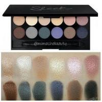 Sleek I-Divine IDivine Eyeshadow Palette - STORM