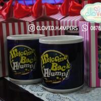 Paket Souvenir Mug Standar (packing milky box)