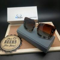 Kacamata MIU-MIU GLITTER (KW Super Premium) 99% Like Original