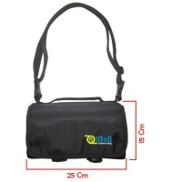 iRoll Action Camera Bag / Case / Tas for Go Pro Hero , Diskon