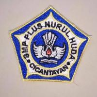 Bordir Logo Sekolah