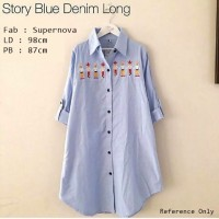 Story Blue Denim