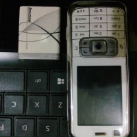 Nokia 6120c Putih Murah
