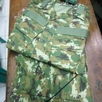 pakaian pdl kostrad asli jatah tni/baju loreng linud/seragam loreng