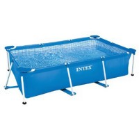 Kolam Renang Keluarga Small Metal Frame Swimming Pool - INTEX 28272
