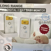 baby monitor little giant