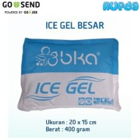 BKA Ice Gel Besar 20x15cm 400gram