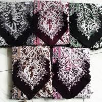Taplak Meja Makan Batik Cap