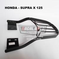 Bracket Box Motor Monorack Honda Supra X 125