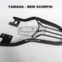 Bracket Box Motor Monorack Yamaha New Scorpio