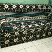 Sofa bed busa super Inoac YELLOW EOE D32 No 1, uk 200 x 180 x 20cm