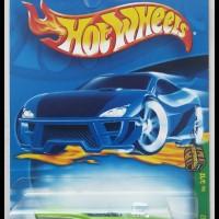 Hotwheels 2002 57 Roadster TH Super -Metalflake Light Green-