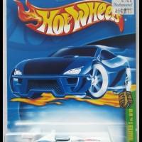 Hotwheels 2002 Panoz LMP Roadster S TH Super -White Blue-