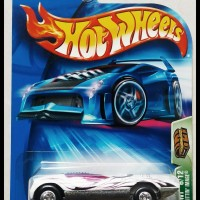 Hotwheels 2004 Splittin Image TH Super -Metallic Pearl White-