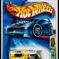 Hotwheels 2004 Altered State TH Super -Metallic Pearl Yellow-