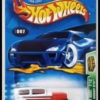 Hotwheels 2003 Midnight Otto TH Super -Satin White-