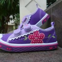 Sepatu anak Perempuan TK dan SD sepatu anak flat Kipper Tipe Kp 101