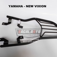 Bracket Box Motor Monorack Yamaha New Vixion