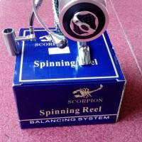 Reel Pancing Scorpion HLA 4000 12+1 BB Body Full Metal
