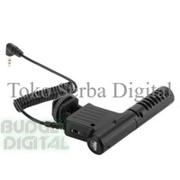 Terbaru Mic Boya VM-01 Microphone for DSLR Camcorder Professional