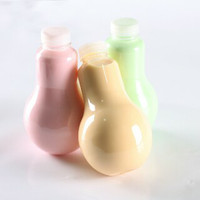 Botol Bohlam   Lampu   Bolham 320ml pet plastik