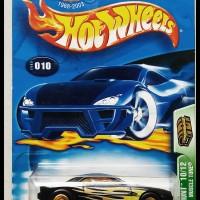 Hotwheels 2003 Muscle Tone TH Super -Black-