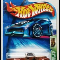 Hotwheels 2004 Super Smooth TH Super -Metalflake Brown-