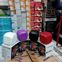 Speaker Bluetooth Advance ES010N - Putih