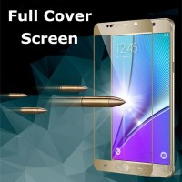 Tempered Glass Full 3D Samsung A5 2016 A510 Anti Gores Curved Warna