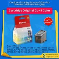 Cartridge Tinta Original Canon CL41 41 Color