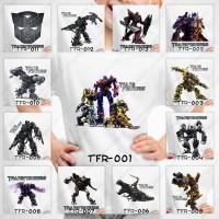 Kaos / Baju Anak Transformers - 13 Motif/Design -