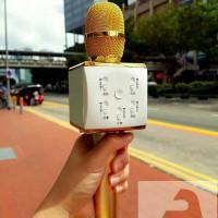 Wireless Microphone / Bluetooth Microphone supa fine f8