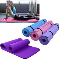 6mm Matras Yoga Asli Aman Anti Slip Murah Berkualitas Bagus
