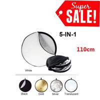 REFLECTOR 5 IN 1 - 110 CM HIGH QUALITY IMPORT REFLEKTOR 5IN1 - 110CM
