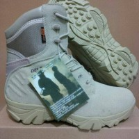 sepatu outdoor delta cordura 8in Limited