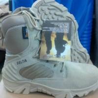 sepatu delta tactical 8in tan Murah