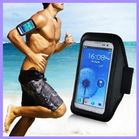 ARM BAND SPORTY HP / HANDPHONE ANDROID /BLACKBERRY/ IPHONE