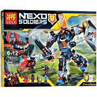 Lego Compatible LELE NEXO SOLDIERS 79311 isi 544 pcs